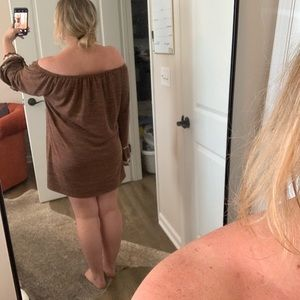 Dress or could be a long shirt with jeans